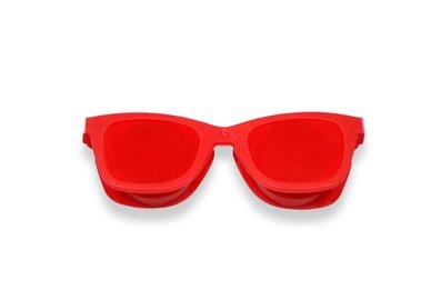 Pouzdro OptiShades - brýle červené