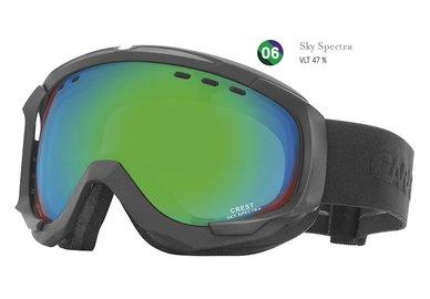 Lyžařské brýle Carrera CREST SPH - černé/sky