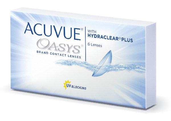 Acuvue Oasys (6 čoček) - poškozený obal
