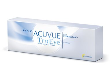1-Day Acuvue TruEye (30 čoček)