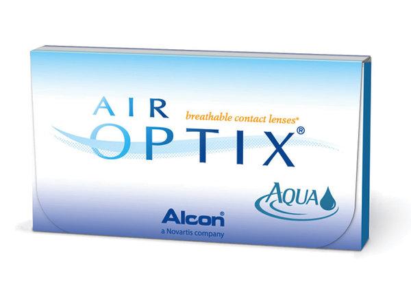 AIR Optix Aqua (3 čočky) - Výprodej - Expirace 2022