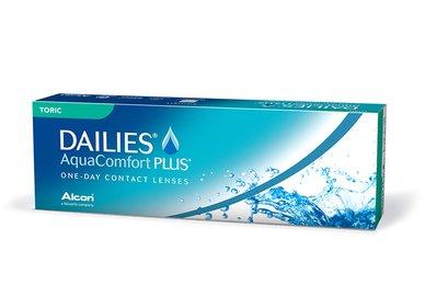 Dailies AquaComfort Plus Toric (30 čoček)