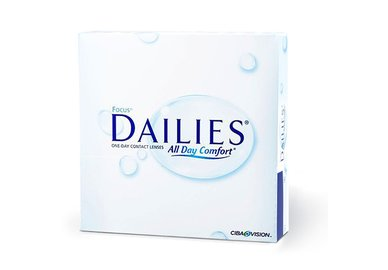 Dailies All Day Comfort (90 čoček)