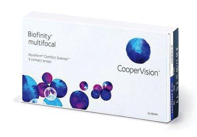 Biofinity Multifocal (3 čočky)
