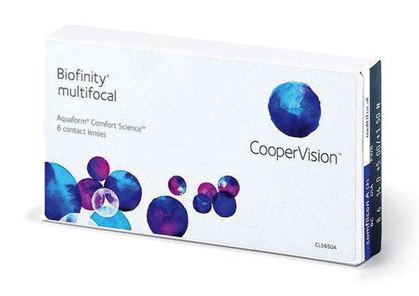 Biofinity Multifocal (6 čoček)