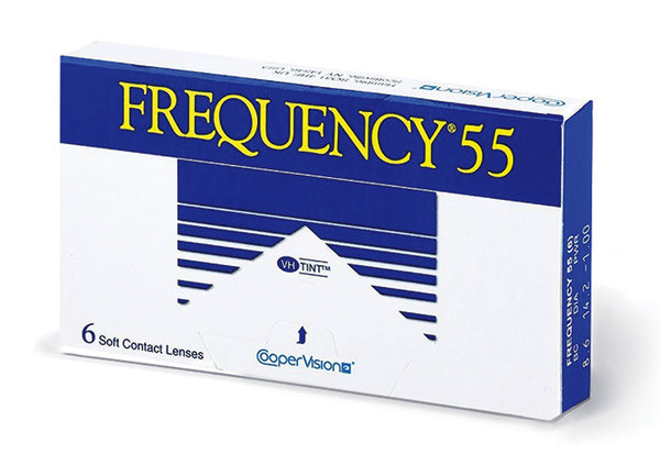 Frequency 55 (6 čoček) - doprodej