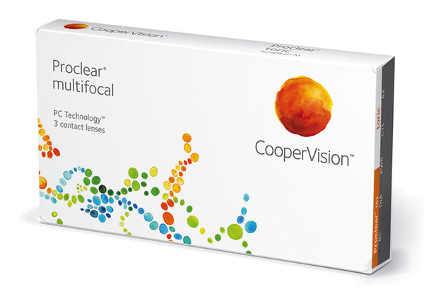 Proclear Multifocal (3 čočky) Doprodej skladu