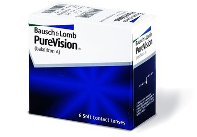 PureVision (6 čoček) - výprodej exp.2019