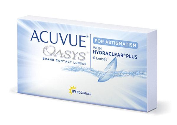 Acuvue Oasys for Astigmatism (6 čoček)