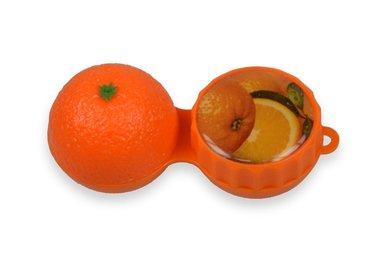 3D pouzdro - Pomeranč