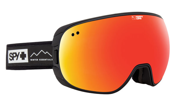 SPY Lyžařské brýle DOOM Essential Red