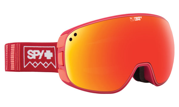 SPY Lyžařské brýle BRAVO Winter Blush