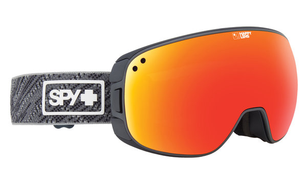 SPY Lyžařské brýle BRAVO Knit Gray