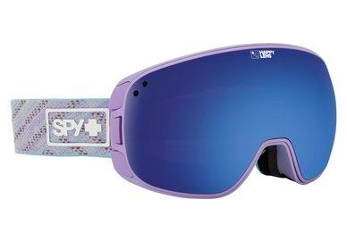 SPY Lyžařské brýle BRAVO Knit Lavender