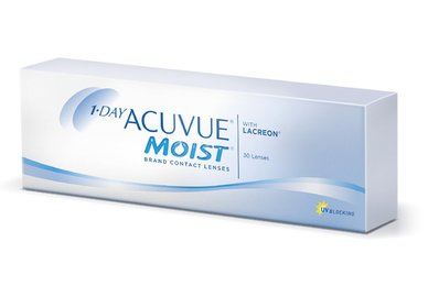 1-Day Acuvue Moist (30 čoček) - exp.2019