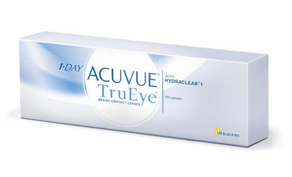 1-Day Acuvue TruEye (30 čoček) - exp.2021