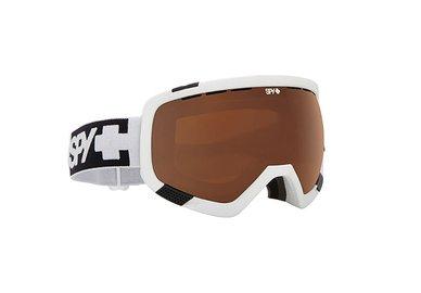 SPY Lyžařské brýle PLATOON - White / Bronze