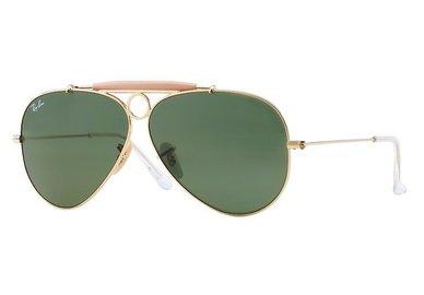 Sluneční brýle Ray Ban RB 3138 001