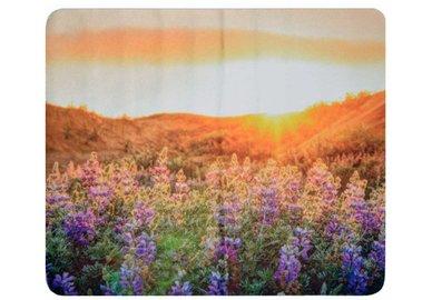 Hadřík na brýle z mikrovlákna - západ slunce