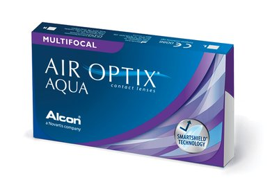 AIR Optix Aqua Multifocal (3 čočky)
