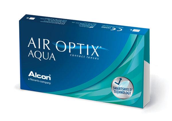 AIR Optix Aqua (6 čoček) - doprodej skladu, přechod na HydraGlyde