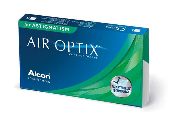AIR OPTIX for ASTIGMATISM ( 3 čočky )