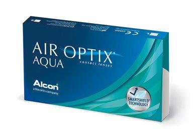 AIR Optix Aqua (6 čoček) - Výprodej - Expirace 2021