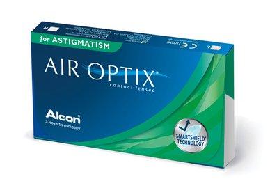 AIR OPTIX for ASTIGMATISM ( 3 čočky ) - výprodej 12/2020
