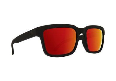 SPY sluneční brýle HELM 2 Soft Matte Black