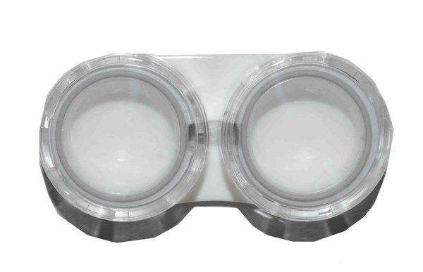 Pouzdro průhledné náhradní - šedé