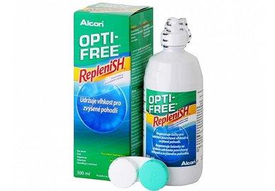 Opti-Free RepleniSH  300 ml - Výprodej Expirace 12/2020