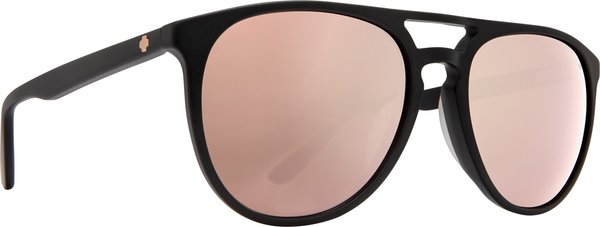 SPY sluneční brýle SYNDICATE Matte Black - Rose