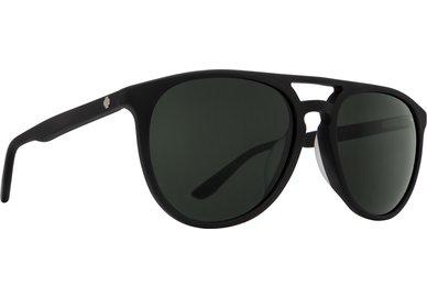 SPY sluneční brýle SYNDICATE Matte Black - Grey Green