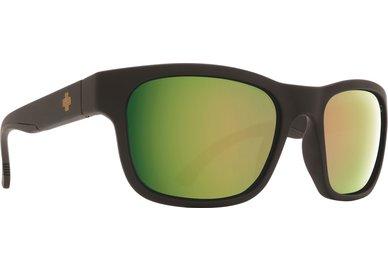 SPY sluneční brýle HUNT Matte Black Cork E-Jack - polarizační