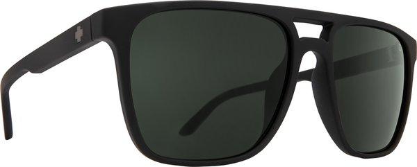 SPY sluneční brýle CZAR Soft Mt.Black - Grey