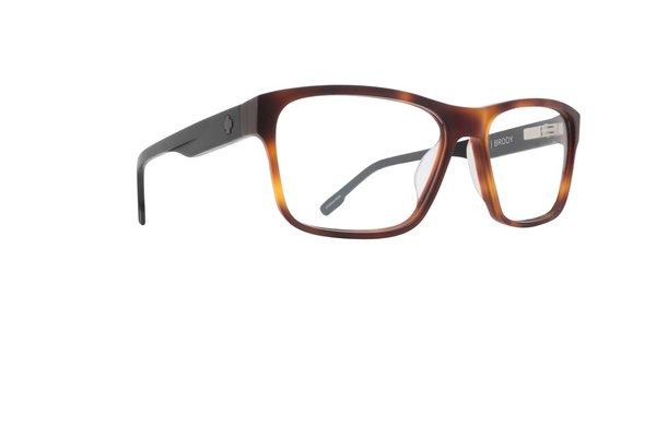 SPY dioptrické brýle BRODY -  Matte Blonde Tort