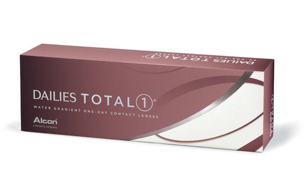 Dailies Total 1 (30 čoček)- exp.10/2019