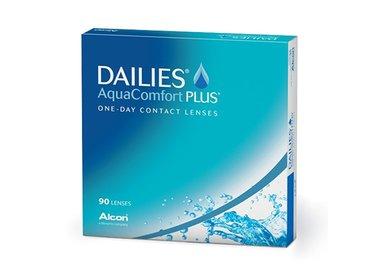 Focus Dailies Aqua Comfort Plus (90 čoček) - exp.2019