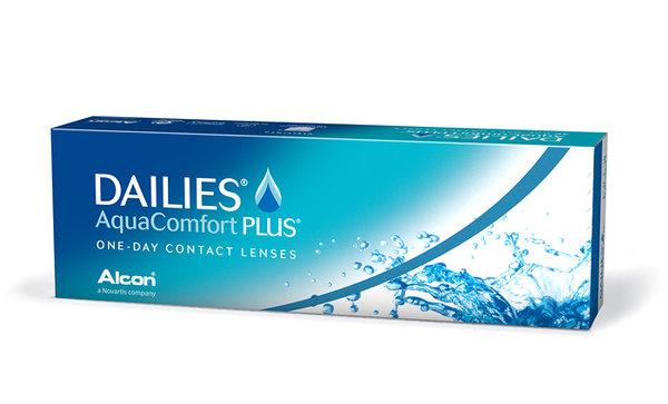 Focus Dailies Aqua Comfort Plus (30 čoček) Výprodej expirace 2019