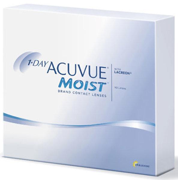 1-Day Acuvue Moist (90 čoček) - exp.01/21