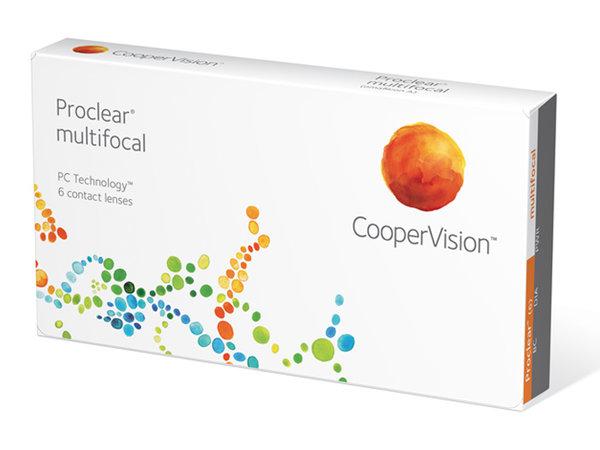 Proclear Multifocal (6 čoček)