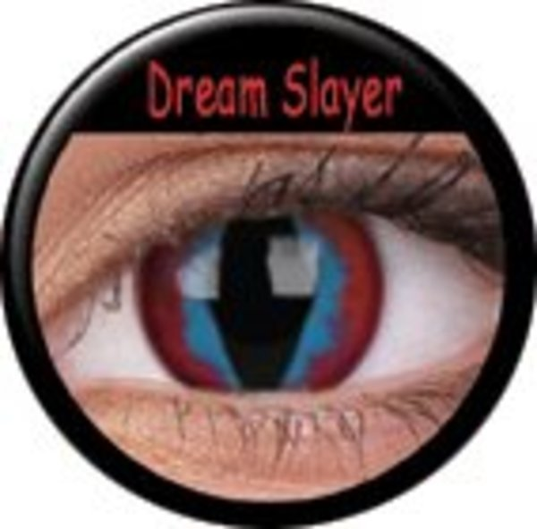 ColourVue CRAZY ČOČKY - Dream Slayer (2 ks tříměsíční) - nedioptrické - exp.01/2020