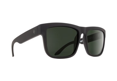 SPY sluneční brýle DISCORD Soft Mt. Black - polarizační