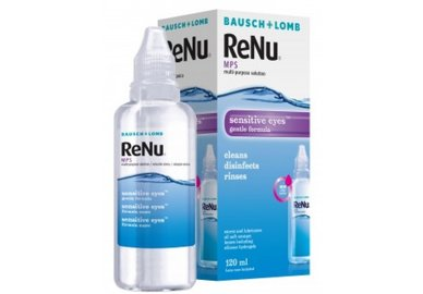 ReNu MPS Sensitive Eyes 120 ml s pouzdrem