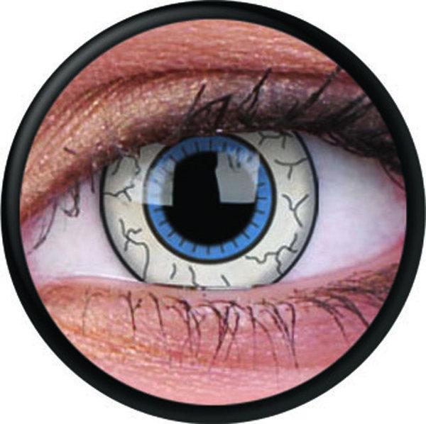 ColourVue Crazy čočky - Comic Eye (2 ks roční) - nedioptrické