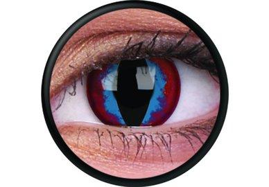 ColourVue Crazy čočky - Dream Slayer (2 ks roční) - nedioptrické