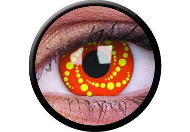 ColourVue Crazy čočky - Energy (2 ks roční) - nedioptrické