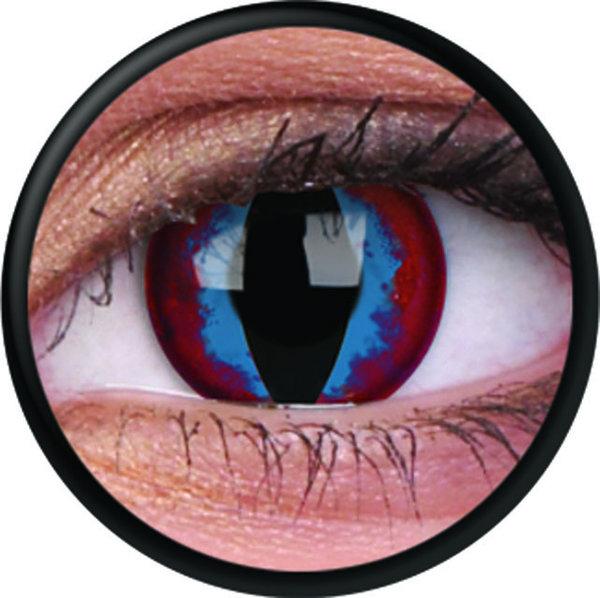 ColourVue CRAZY ČOČKY - Dream Slayer (2 ks tříměsíční) - nedioptrické