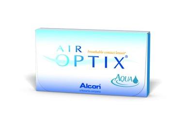 AIR Optix Aqua (6 čoček) - Výprodej - Expirace 2022