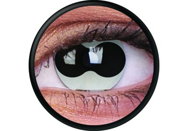 ColourVue Crazy čočky - Split Eye (2 ks roční) - nedioptrické